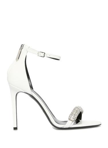 Calvin Klein Sandalet Beyaz